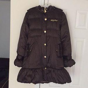 eea2bf47c861e Baby Phat Kimora Lee Simmons Faux Fur Coat Hoodie